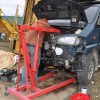 Pulling the Delica Engine … Started